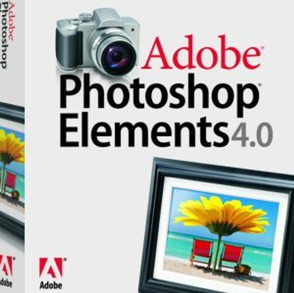 Ny Mac-versjon av Photoshop Element