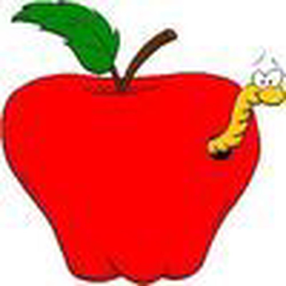 Første Mac OS X-orm i spredning