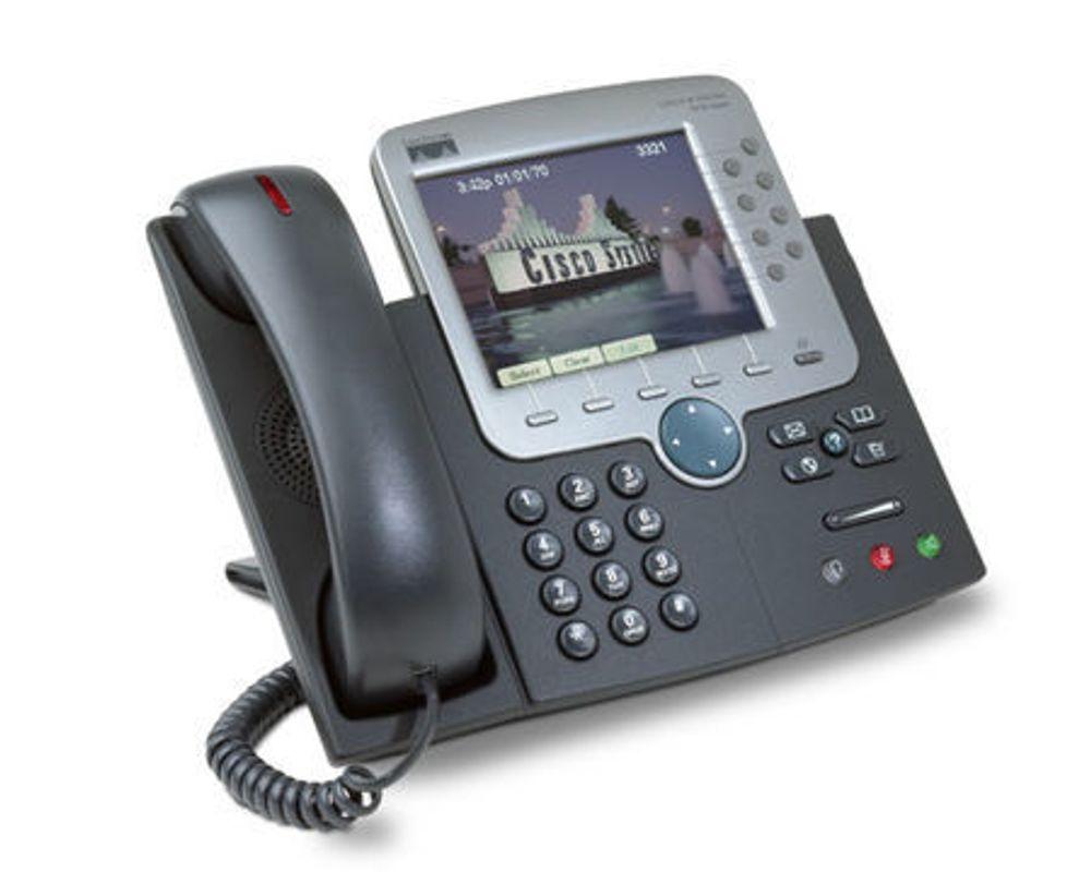 Voldsom vekst for salget av IP-telefoner