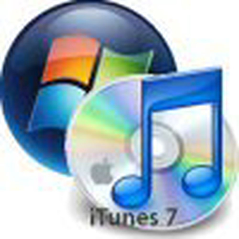 iTunes har problemer med Windows Vista