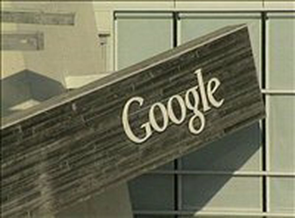 Ingen ser ut til å kunne stoppe Google
