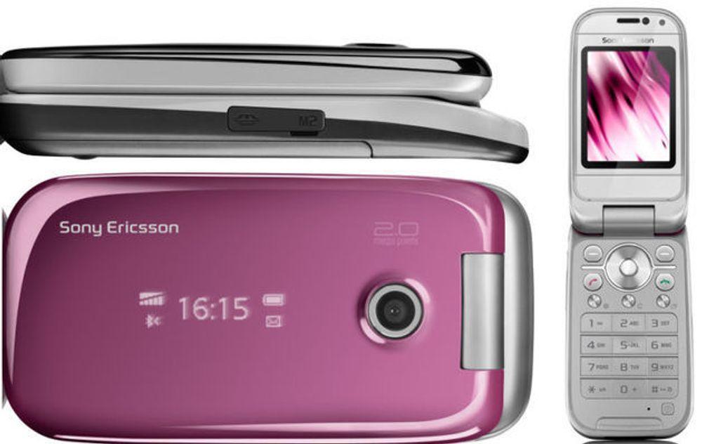 Raskere dataoverføring med ny Sony Ericsson
