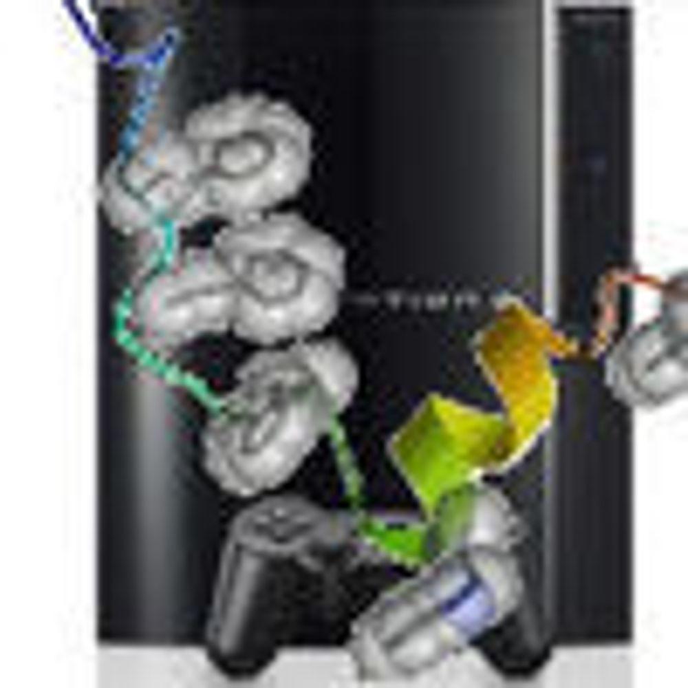 Bekjemper sykdommer med Playstation 3