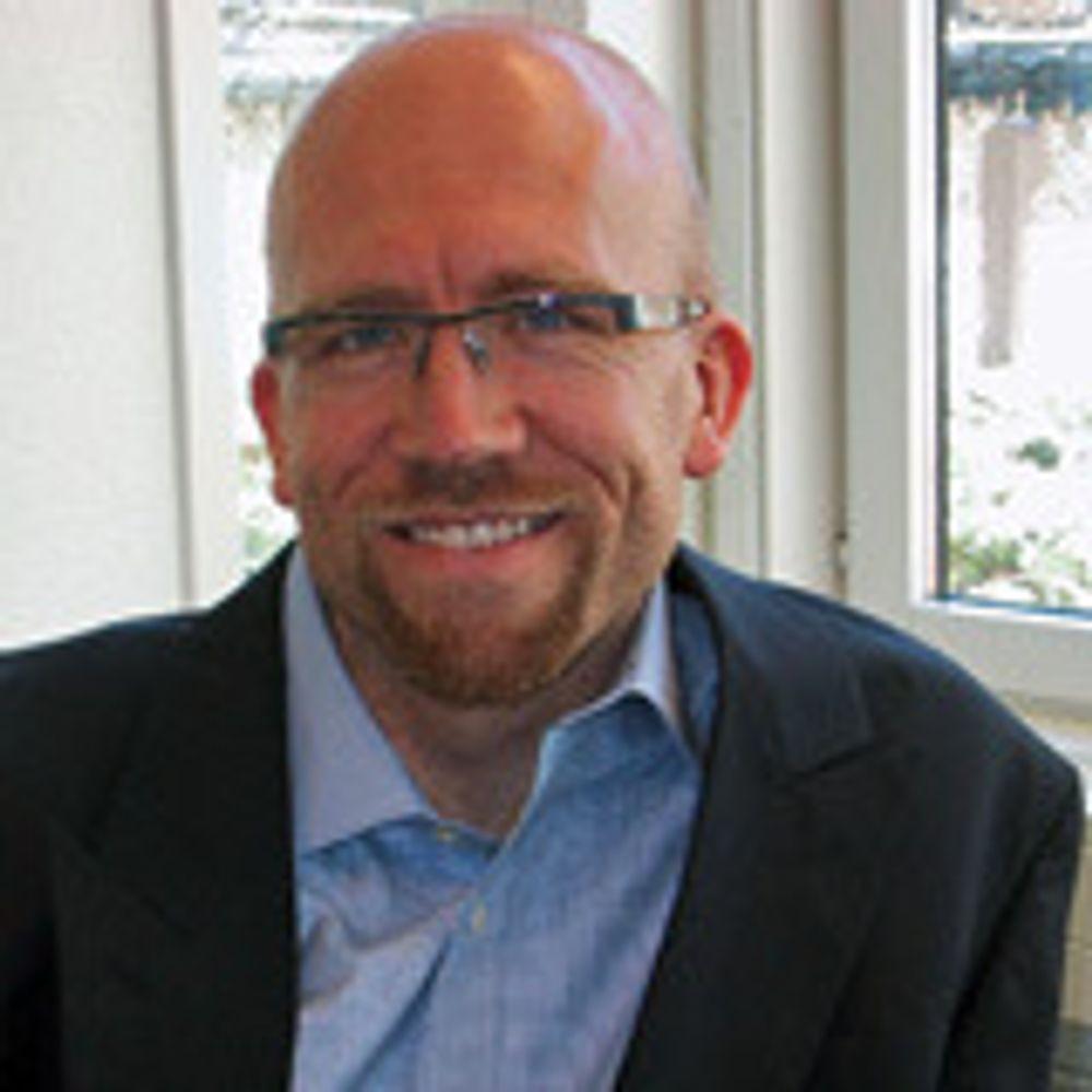 Terje Andersen blir direktør i eWork Norge