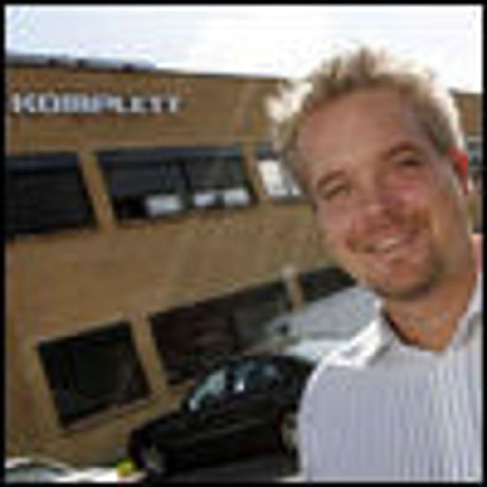 Komplett kjøper svensk nettbutikk
