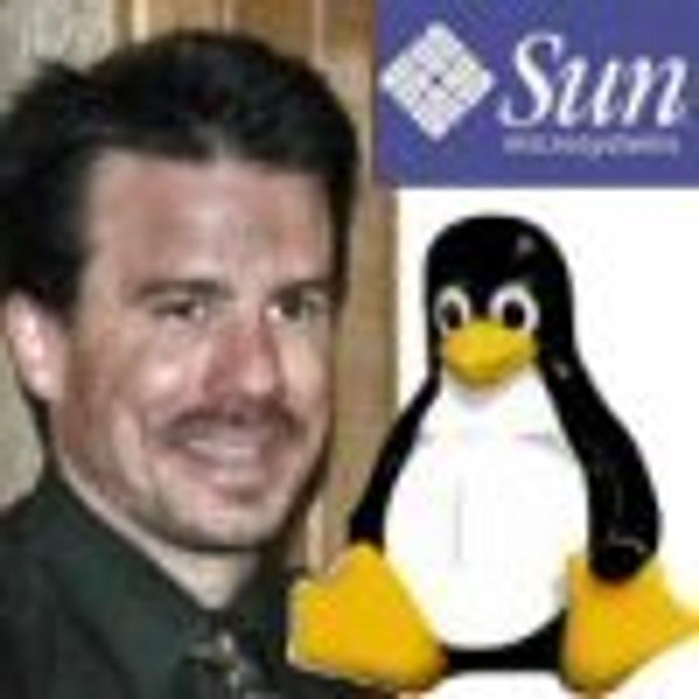 Linux-guru fikk toppjobb hos Sun