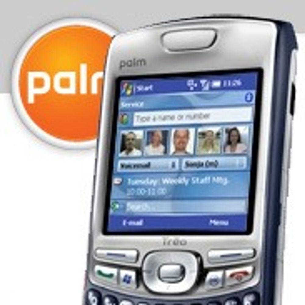 Rykter om at Nokia vil kjøpe Palm