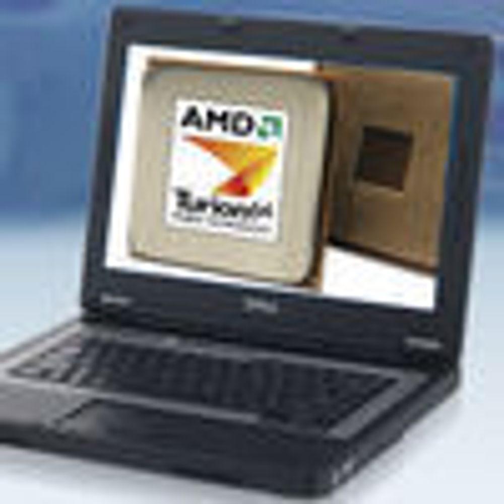 AMD lover bedre batteritid for bærbare