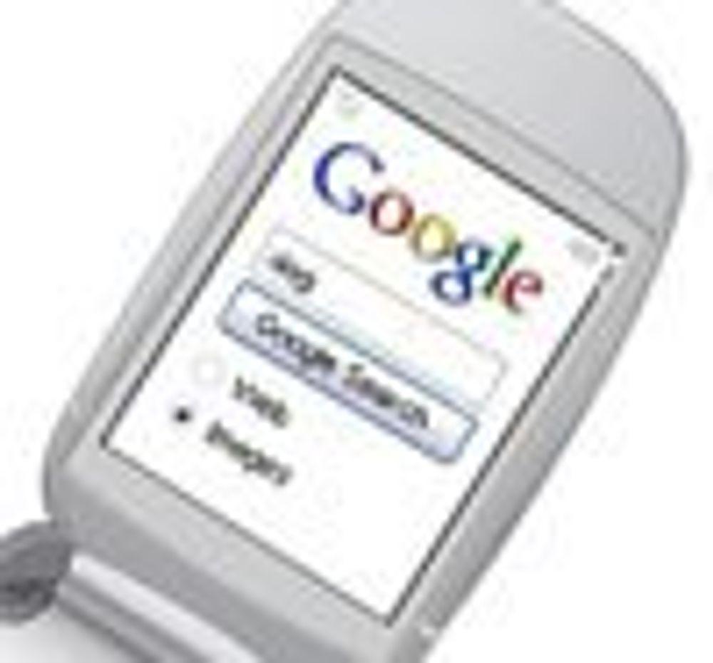 Google-mobil mer enn bare rykter