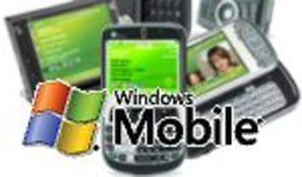 Varsler offensiv for Windows Mobile