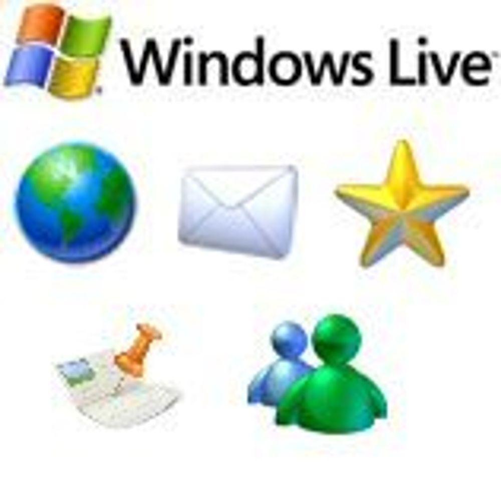Forbereder ny generasjon Windows Live