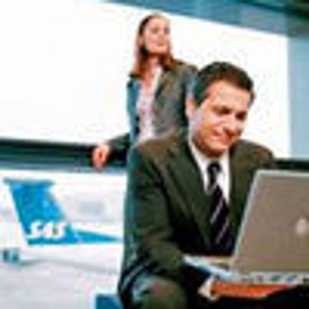 Bare betal-bredbånd på norske flyplasser