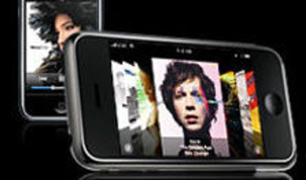 Anmeldere imponert over Apples iPhone
