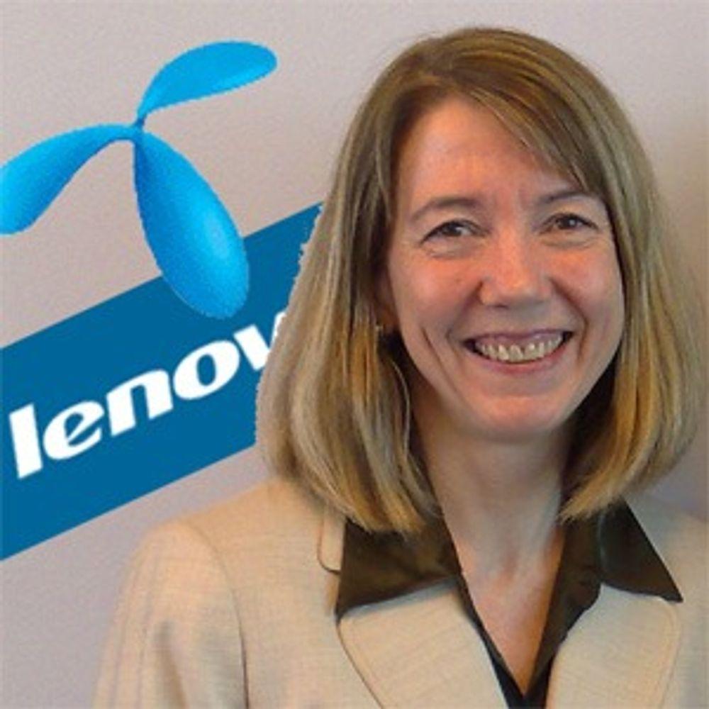 Lenovo søker utvidet samarbeid med Telenor