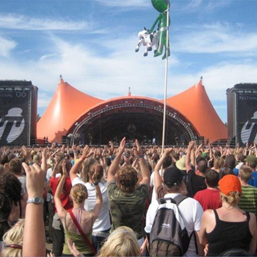 Vil finne IT-kandidater på Roskilde Festival