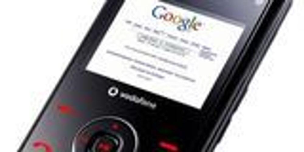 Er dette egentlig Google-mobilen?