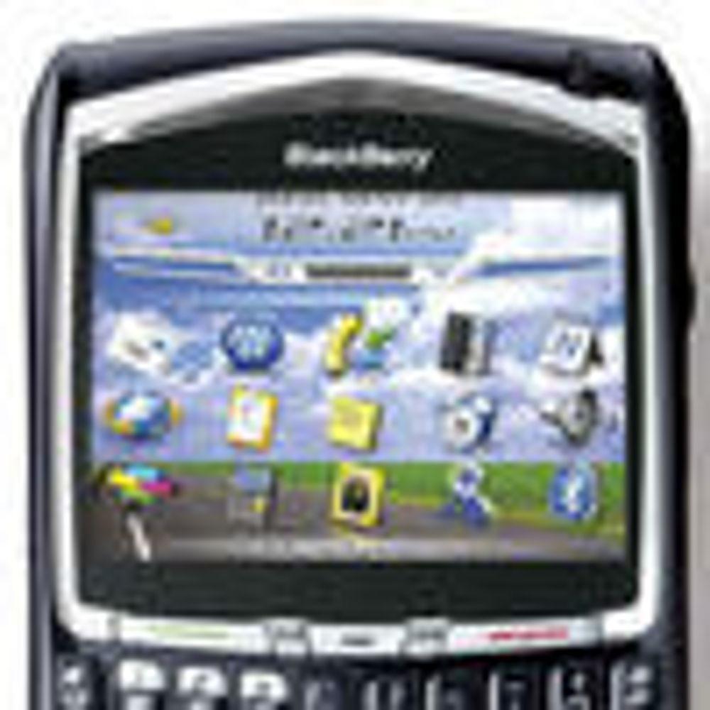Frankrike vil ikke bruke Blackberry