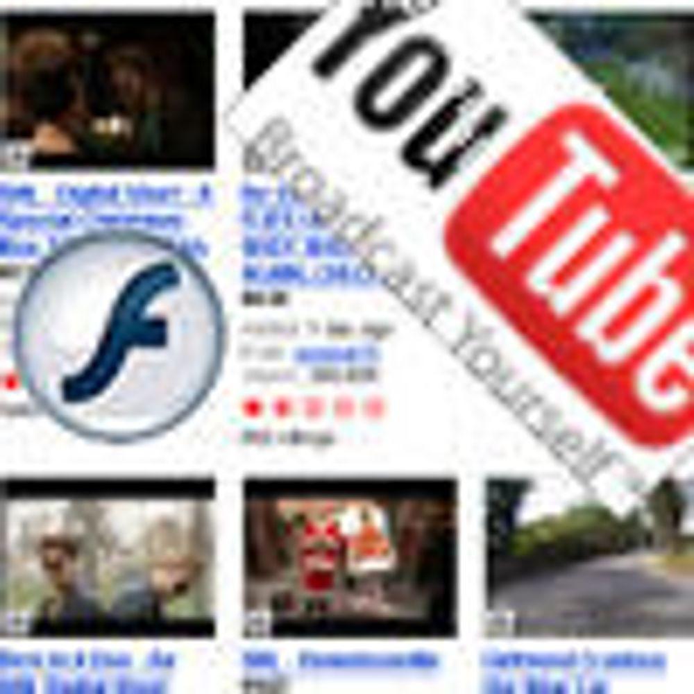 Webtrafikken vokser kraftig på grunn av video