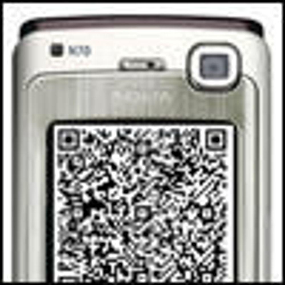 Ta bilde med mobilen av internett-lenker