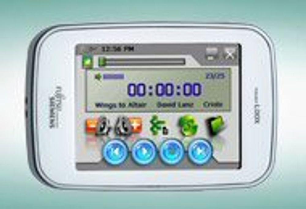 Vinn en personlig navigator med MP3