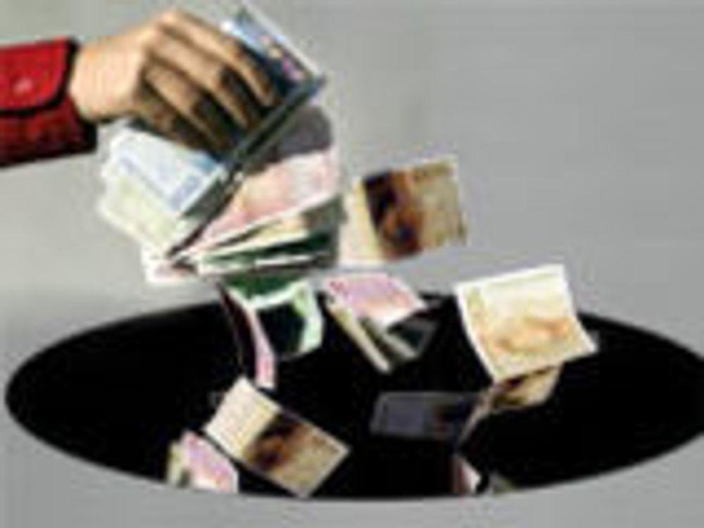 Milliardkontrakt blir tapssluk for tilbydere