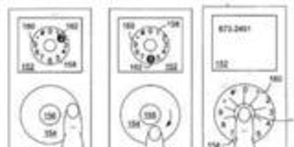 Patentsøknad kan varsle om enklere iPhone