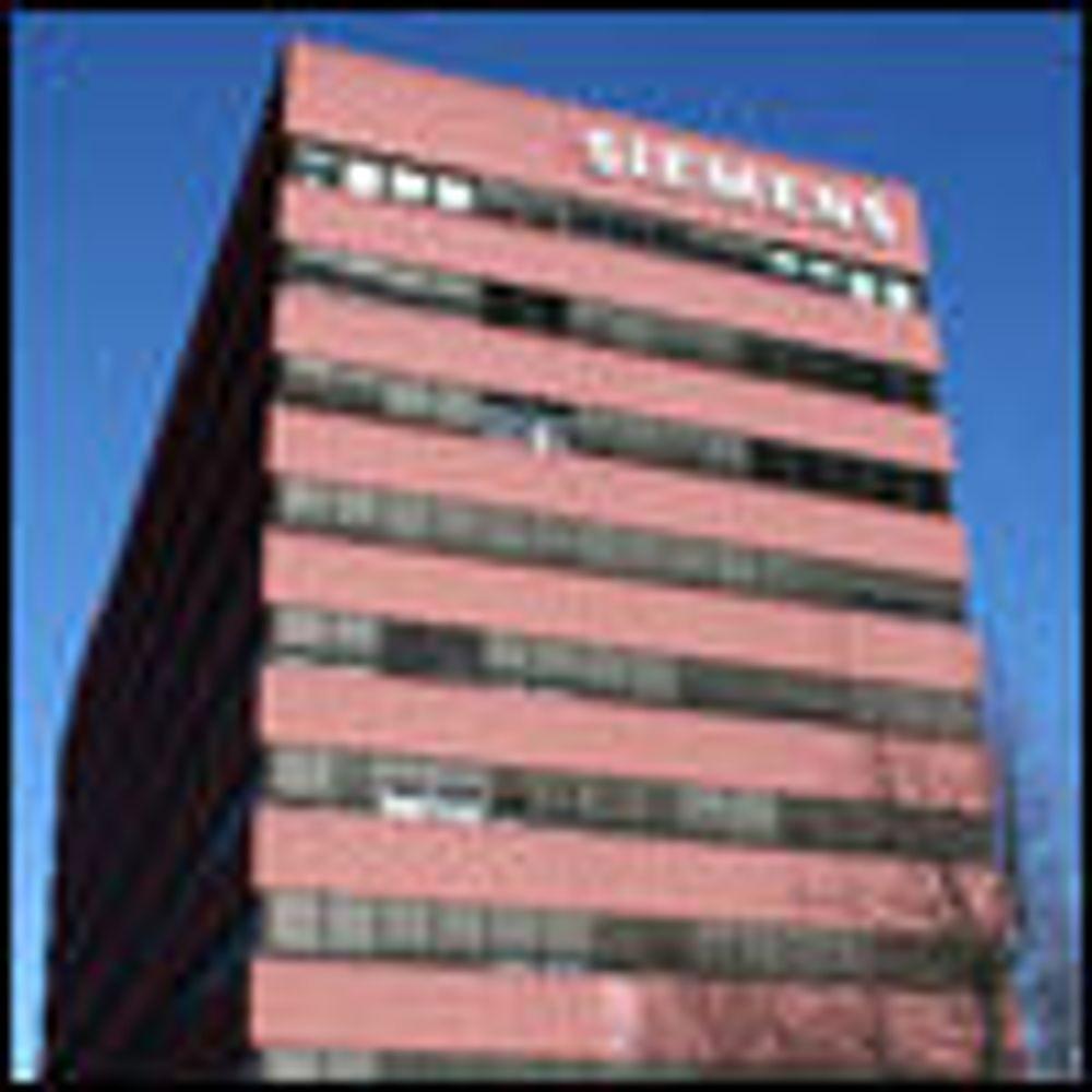 Siemens slipper å betale mer tilbake til Forsvaret
