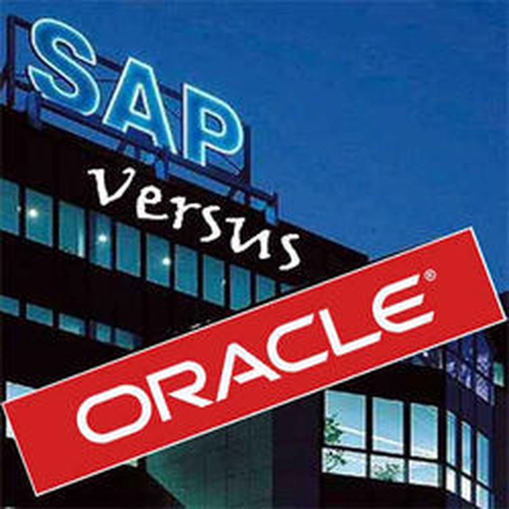 SAP innrømmer svikt i Oracle-søksmål