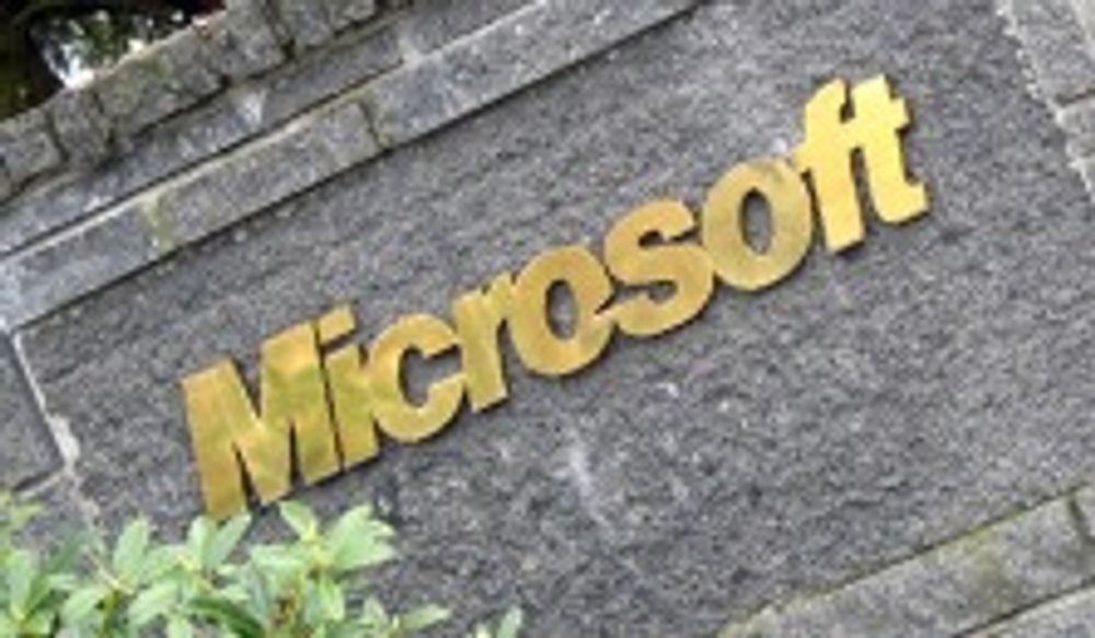 Microsoft kommer som en rakett innen BI