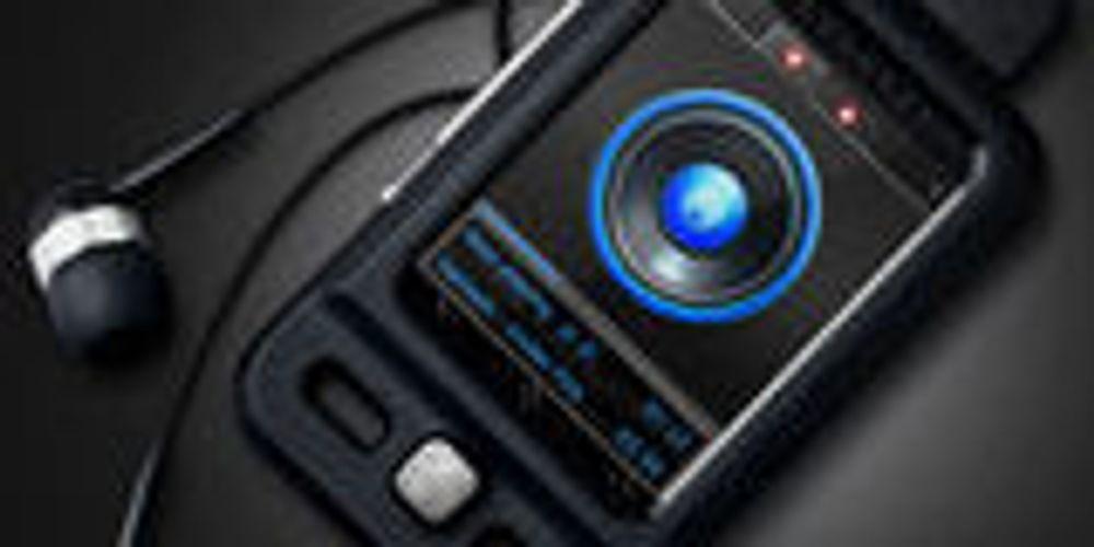 Ny Neonode-mobil lanseres denne uken