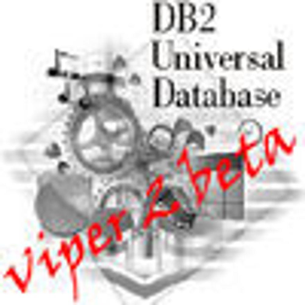 Ny IBM-database i åpen betatest