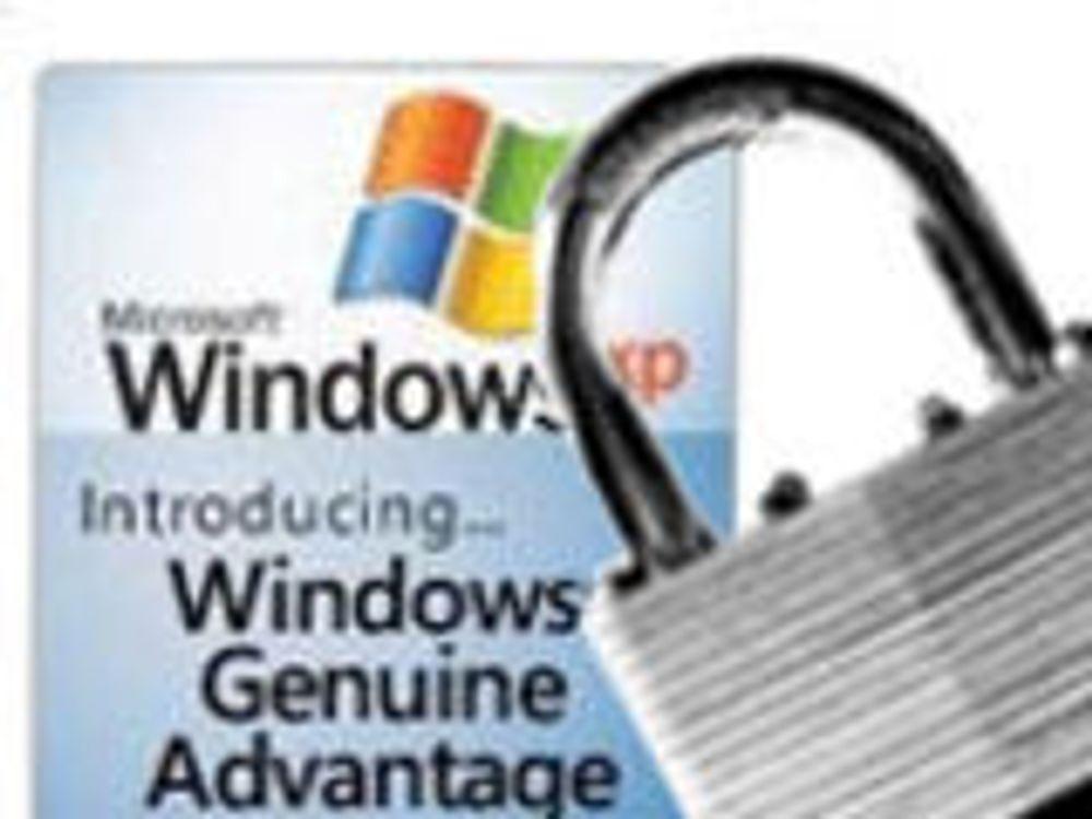 Tror Linux tjener på Microsofts piratjakt