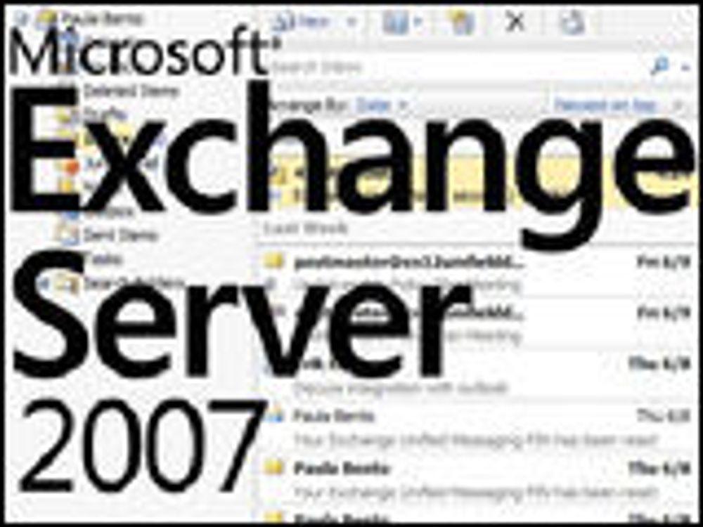 Exchange utfordres av Linux og webmail