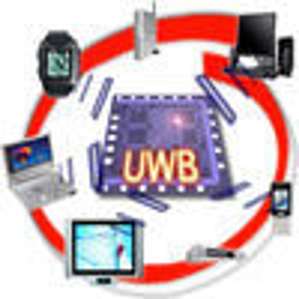 Rekker å gjøre nytt trådløst utstyr lovlig
