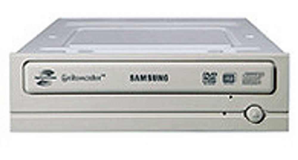 Kjapp SATA-basert brenner fra Samsung