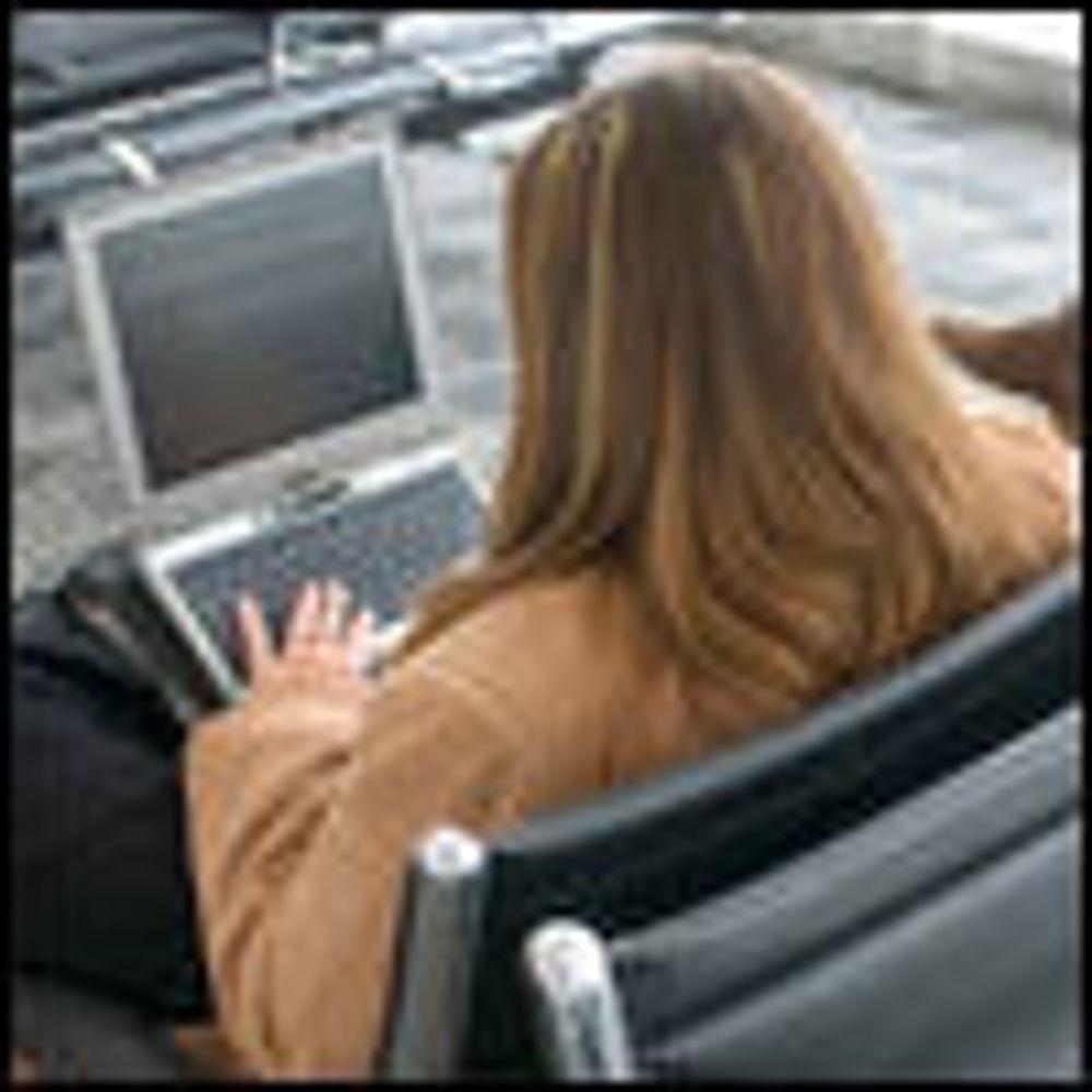 Bærbare PCer brukes ikke som bærbare