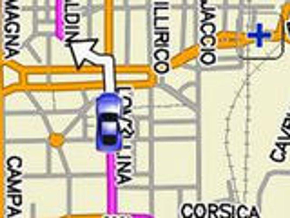 Tror GPS-mobil blir allemannseie