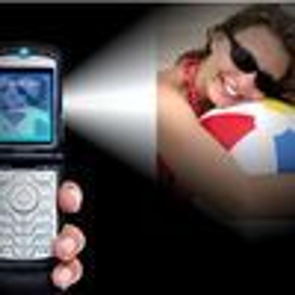 Lover projektor i mobiler innen to år