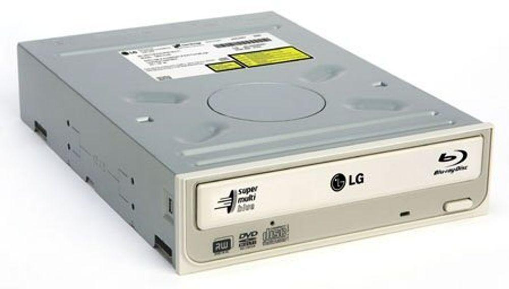 LG annonserte to HD DVD/Blu-ray-enheter