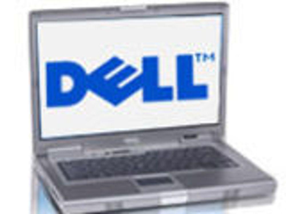 Svake tall pensler Dell over på tjenester