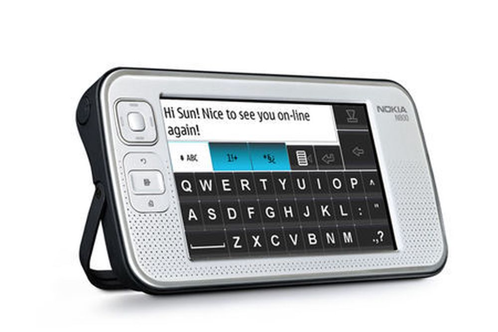 Nokia lanserer nett-tablet med Skype