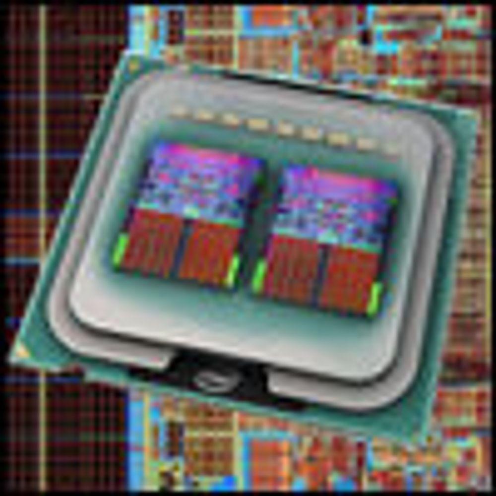 Intel ut med tre nye fire-kjerners prosessorer