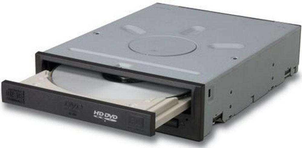 Klar med HD DVD-brenner for stasjonær PC