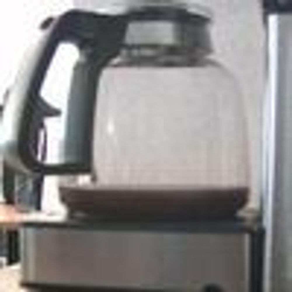 Enkelt å overvåke kaffetrakteren