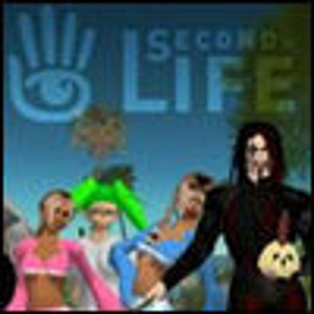 Amerikansk politiker inntar Second Life