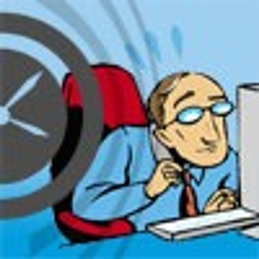 Slik bør IT-sjefer dele opp tiden sin