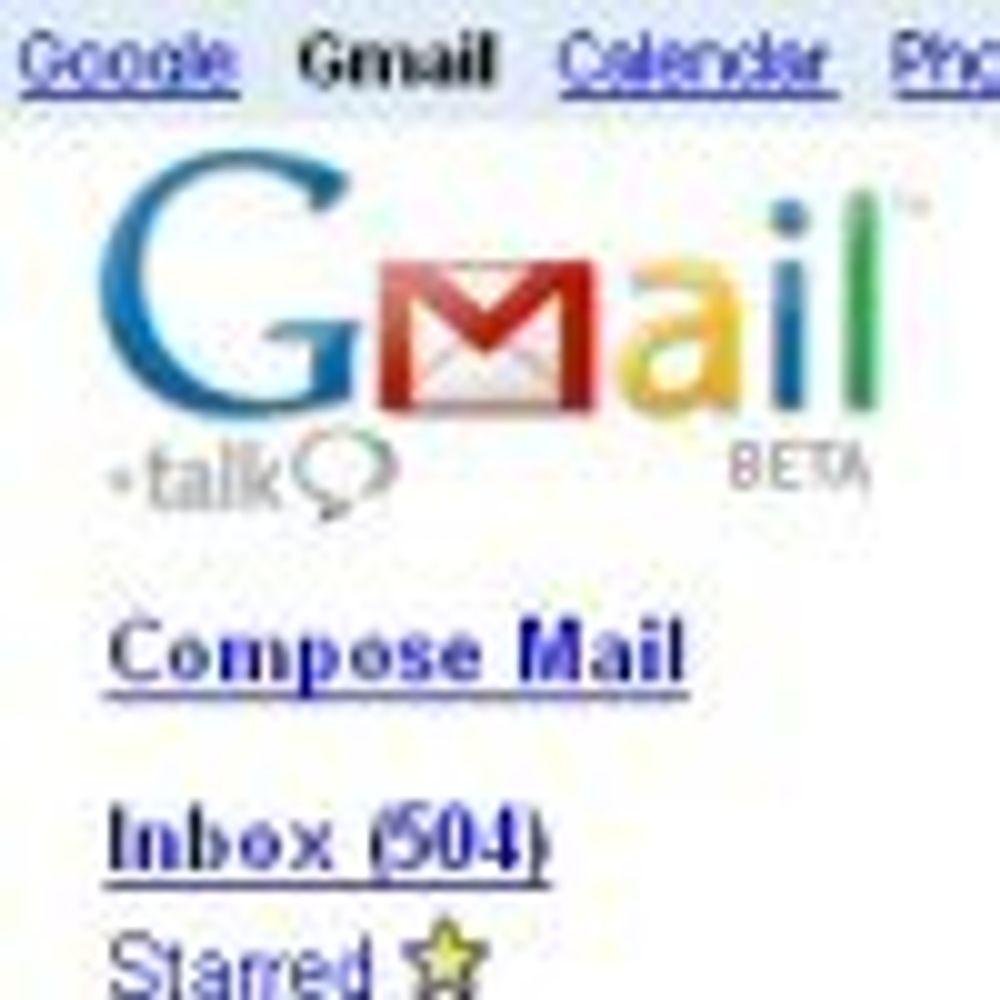 Google tettet sårbarhet i e-posttjeneste