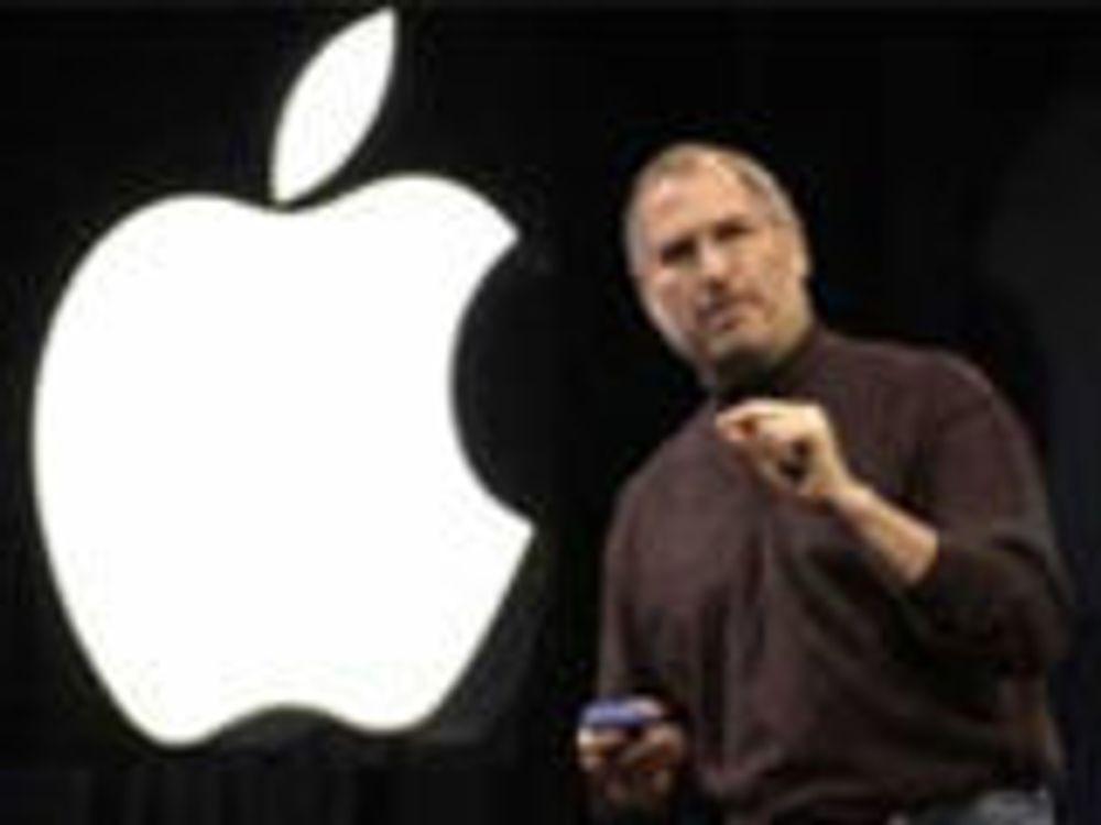 Steve Jobs fikk opsjoner uten godkjenning