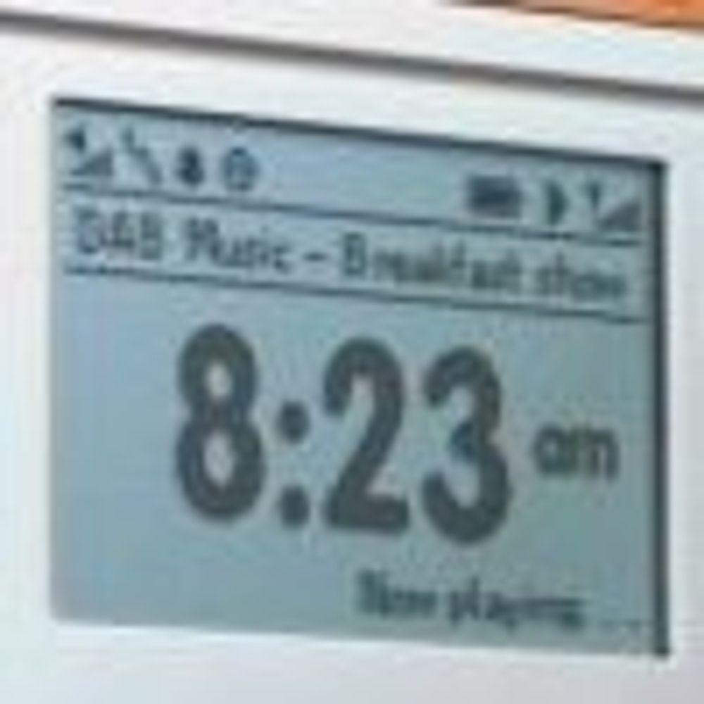 Salg av DAB-radioer halvert i 2006