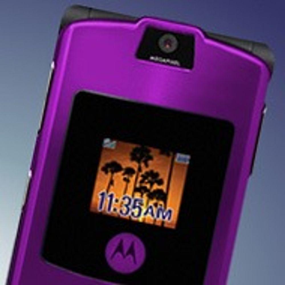 Rykte om Ericsson-kjøp av Motorola